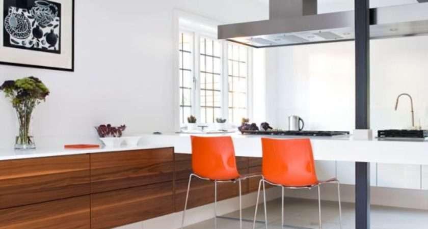 Bold Modern Kitchen Contemporary Kitchens
