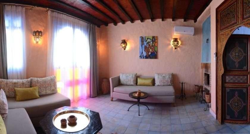 Book Suite Doble Hotel Dar Echchaouen