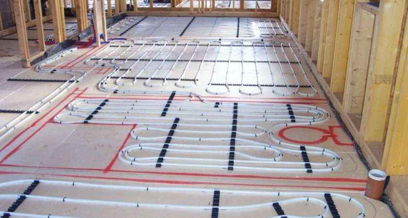 Borders Underfloor Heating Supply