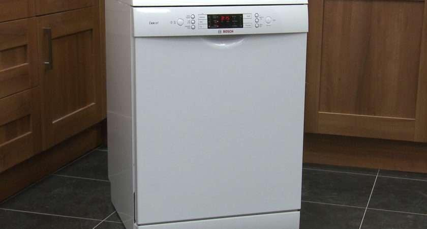 Bosch Exxcel Sms Freestanding Standard Dishwasher White