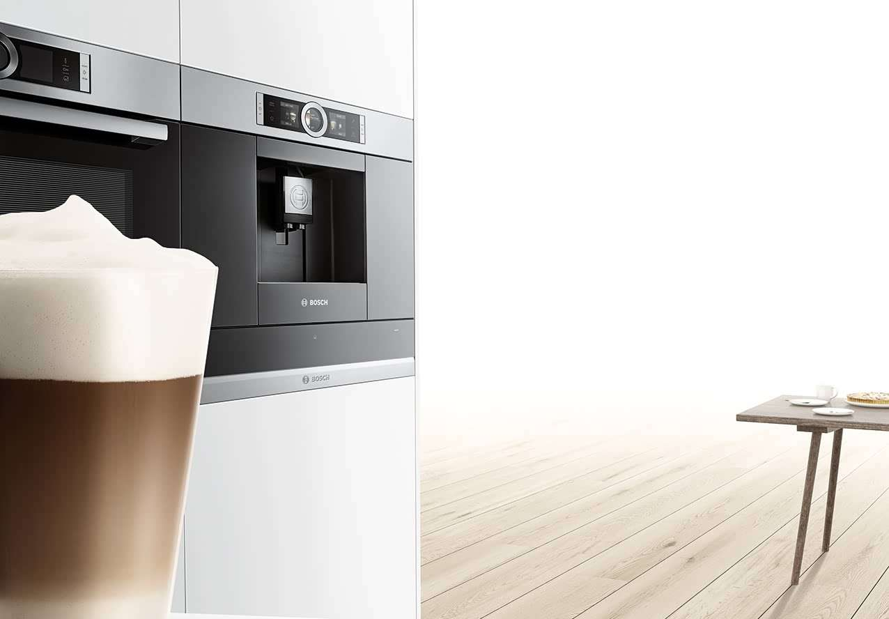 Bosch Household Appliances Series Coffee Machines