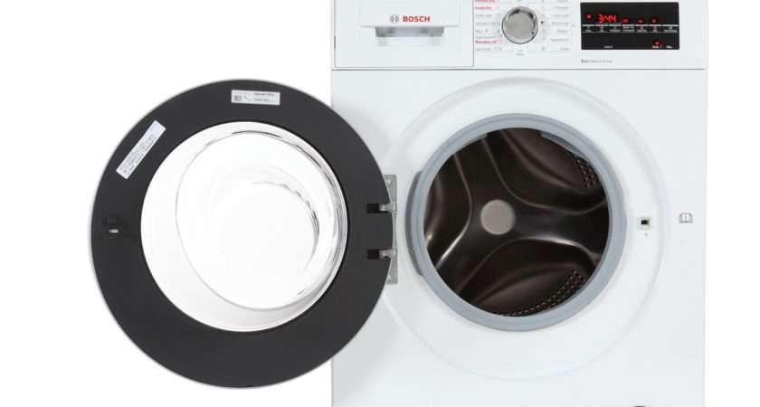 Bosch Serie Wvg Washer Dryer White