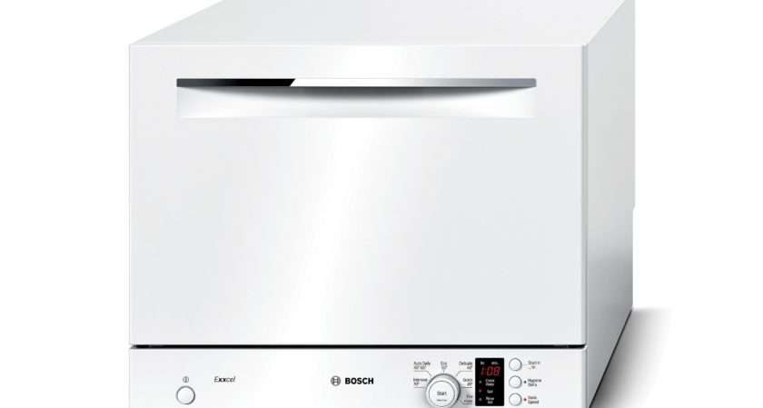 Bosch Sks Progs Compact Dishwasher White