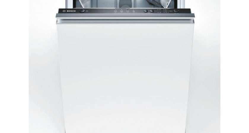 Bosch Spv Slimline Integrated Dishwasher