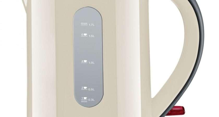 Bosch Twk Litre Cordless Electric Kettle Cream