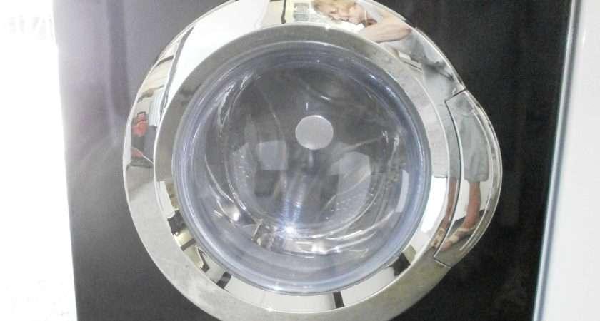 Bosch Wae Bgb Washing Machine Black Appliances