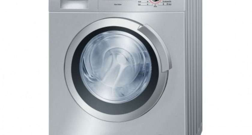 Bosch Wvg Sgb Freestanding Washer Dryer