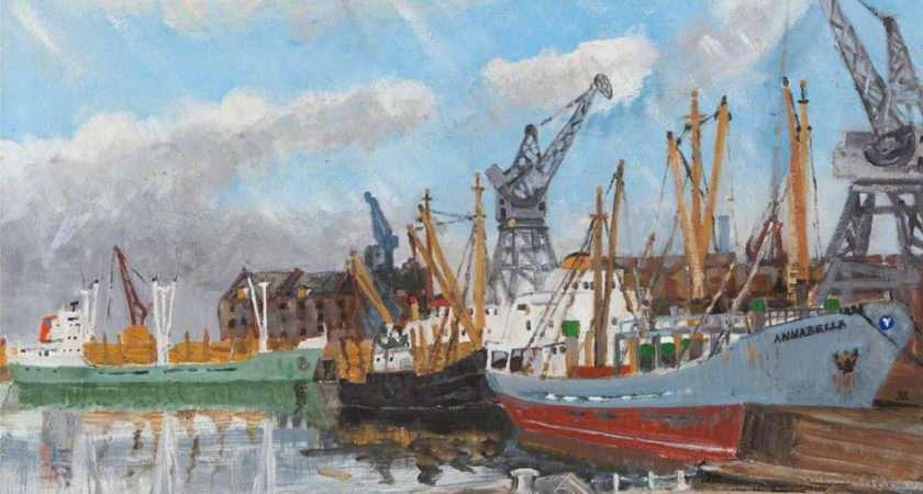 Boston Dock Lincolnshire