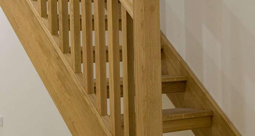 Boston Oak Staircase Openplan Staircases