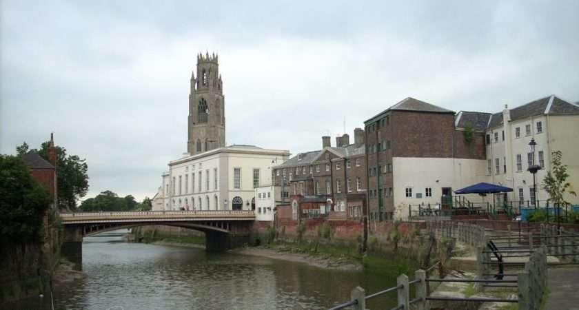 Boston Town Bridge Lincolnshire