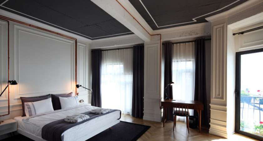 Boutique Hotel Design Karak Rooms Runarchitects