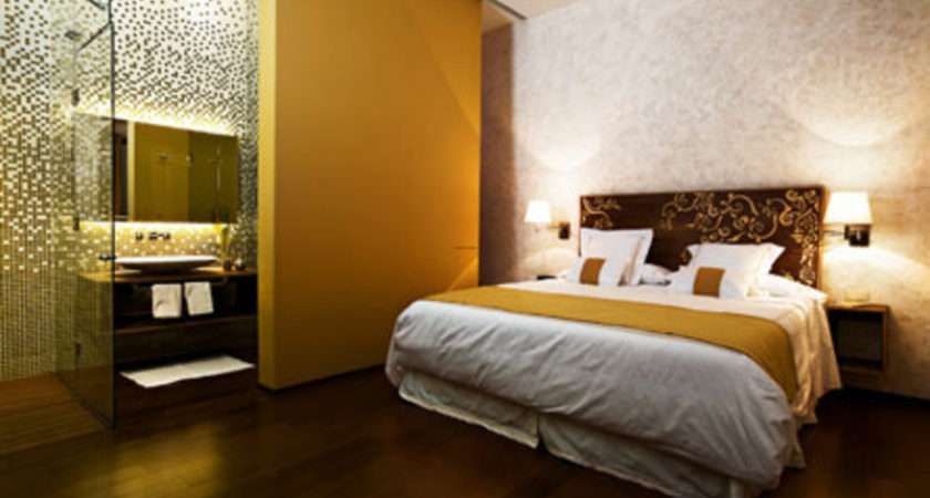 Boutique Hotel Room Interior Design Bookmark