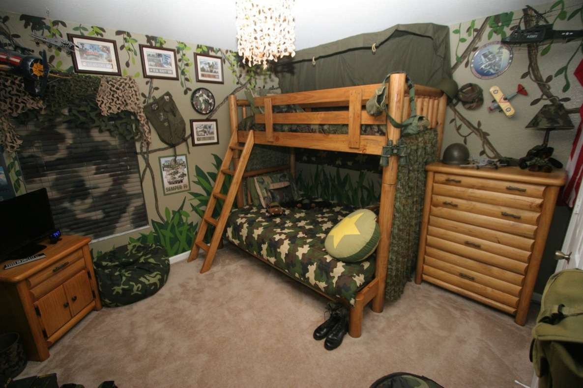 Boy Bedroom Decorating Ideas Small