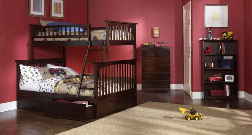 Boys Bedroom Decorating Ideas Bunk Beds Room