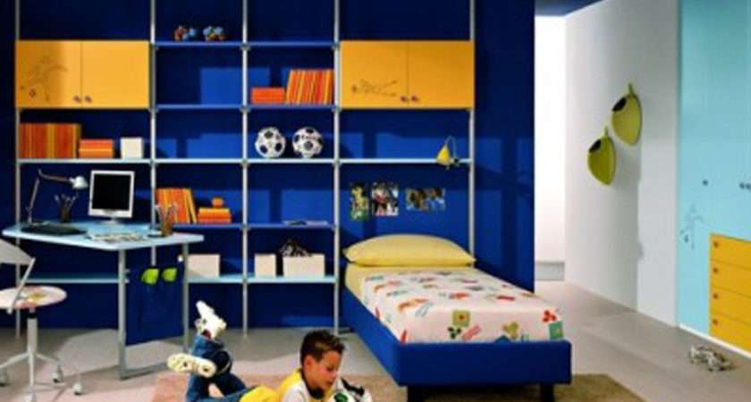 Boys Bedroom Ideas Design Designs Children