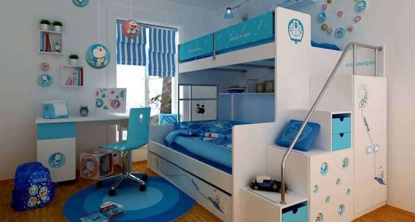 Boys Room Decorating Ideas Bunk Beds