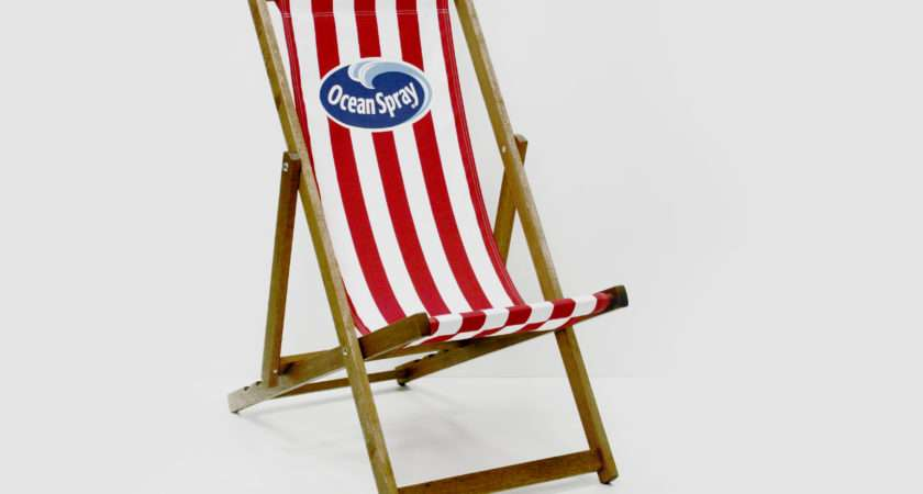 Branded Southsea Deckchairs