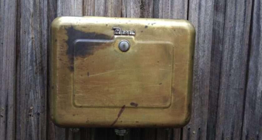 Brass Vintage Brent Toilet Cistern Old Soulold Soul