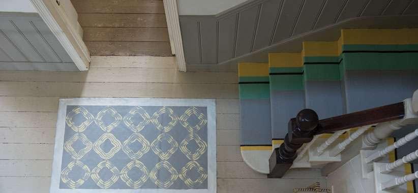 Brassica Arsenic Babouche Floor Paint