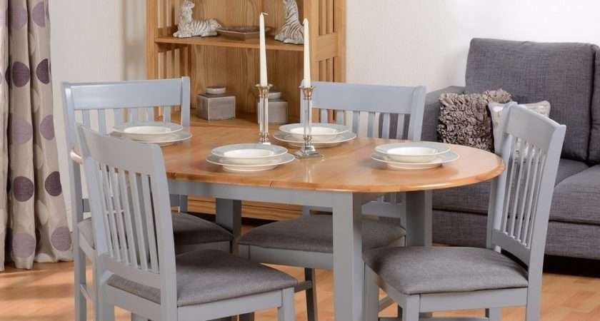 Breakfast Bar Pcs Dining Set Extending Table Chairs