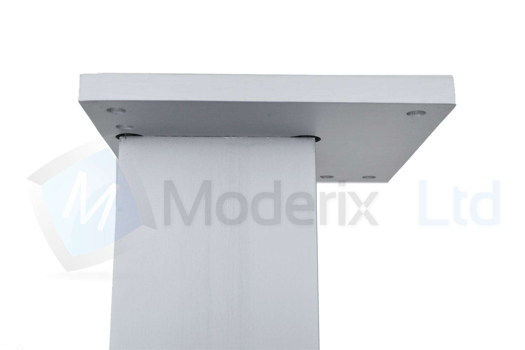 Breakfast Bar Worktop Support Table Kitchen Leg Square Round Ebay