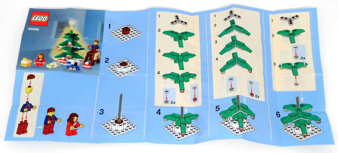 Brick Nation Lego Exclusive Decorating Tree Review