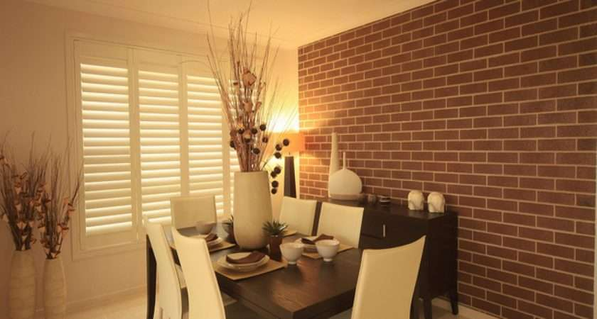 Brick Wall Inside House Interior Veneer