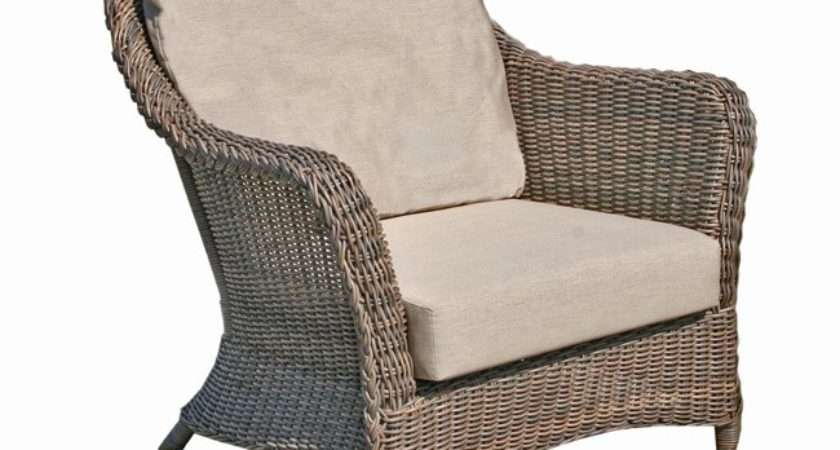 Bridgman Marlow Rattan Dining Armchair Waterproof Cushion