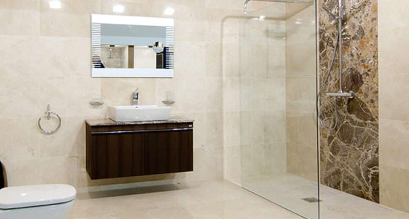 Bright Airy Wet Room Installation Rooms