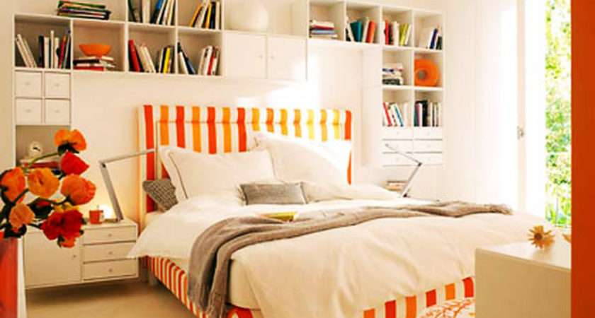 Bright Color Combination Ideas Bedroom