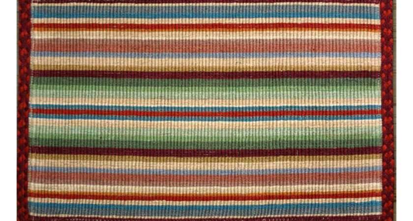 Bright Stripe Rug