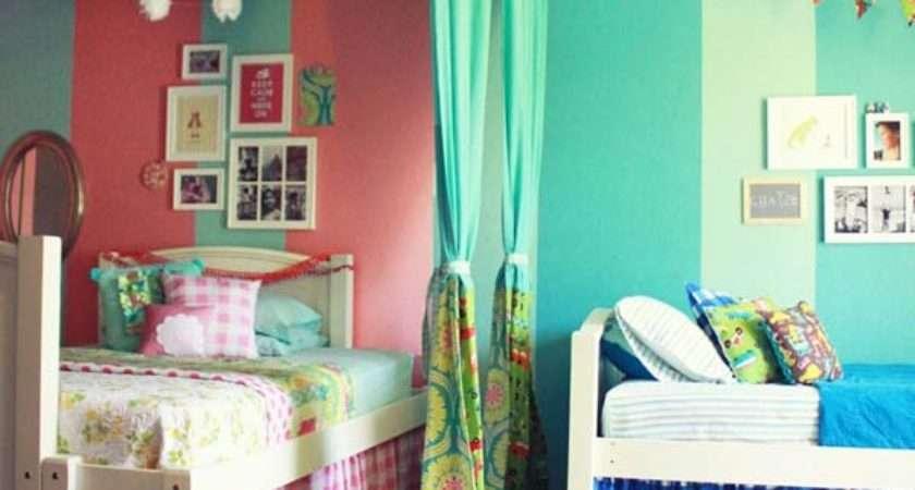 Brilliant Ideas Boy Girl Shared Bedroom