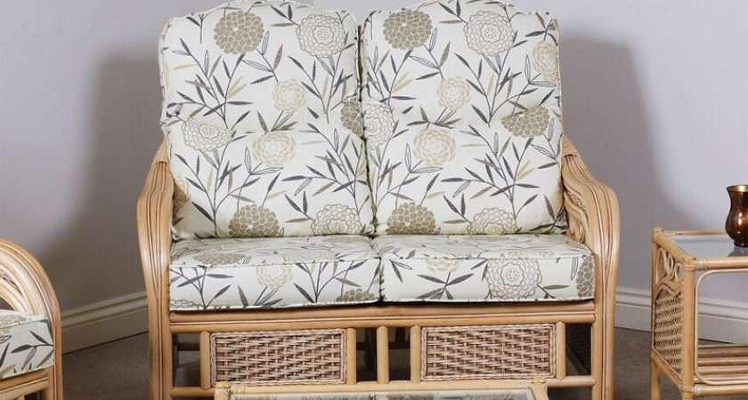 Brisbane Conservatory Cane Furniture Sofa Settee Ebay