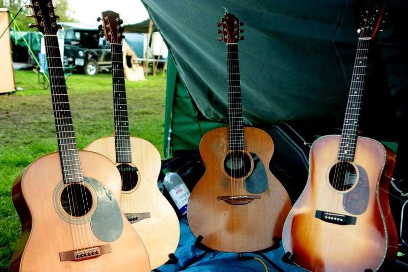 British Singer Songwriter Live Music Stage Festivals Tour