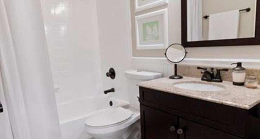 Brown Bathroom Tile Ideas
