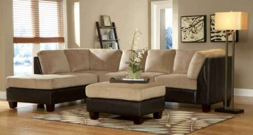 Brown Sectional Sofa Its Suitable Surroundings