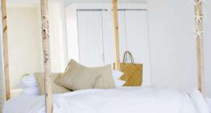 Build Canopy Bed Frame Hunker