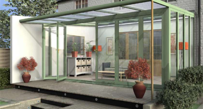 Build Glass Room Extensions