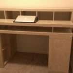 Build Standing Desk Under Ikeahack