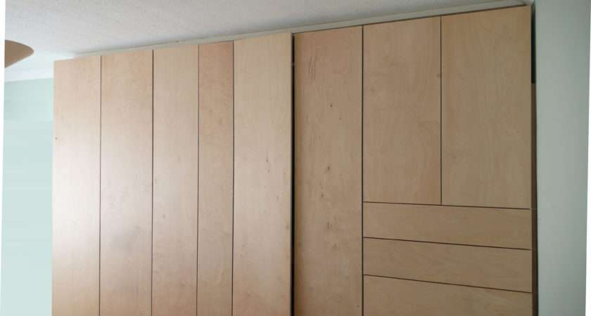 Build Your Own Fitted Wardrobe Also Not Diy