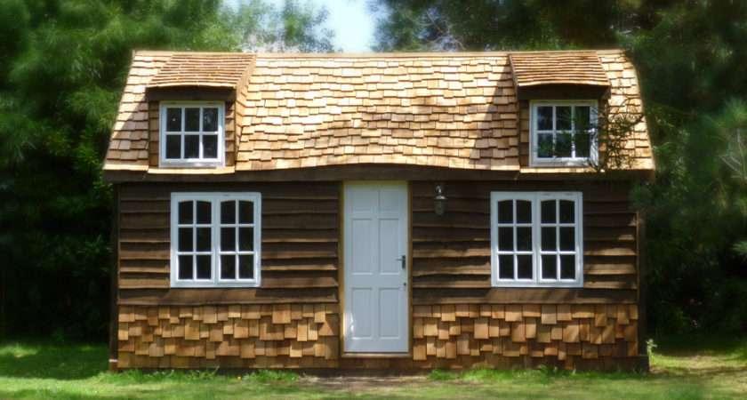 Build Your Very Own Self Garden Cabin Custom