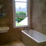 Building Decorating Contemporary Bathroom Refurb