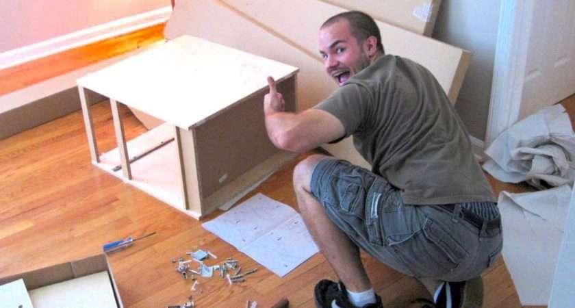 Building Ikea Furniture