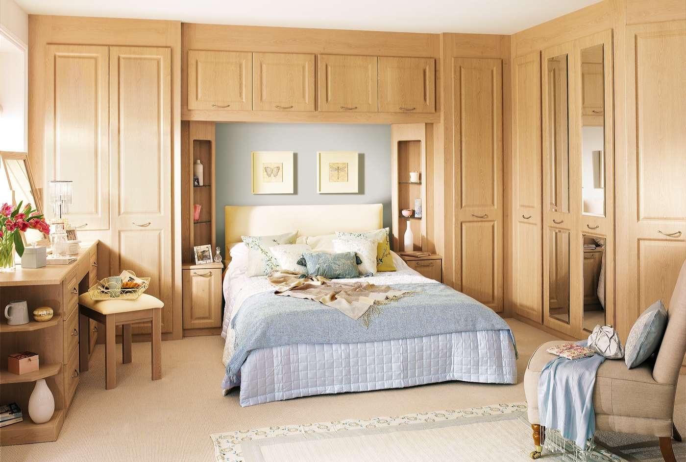 Built Bedroom Cupboards Need