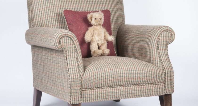 Burlington Children Armchair Ellerby England