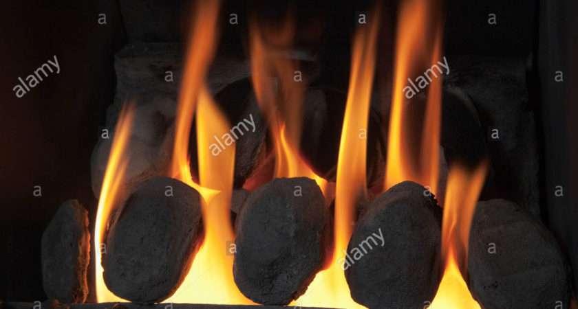 Burning Coals Photos