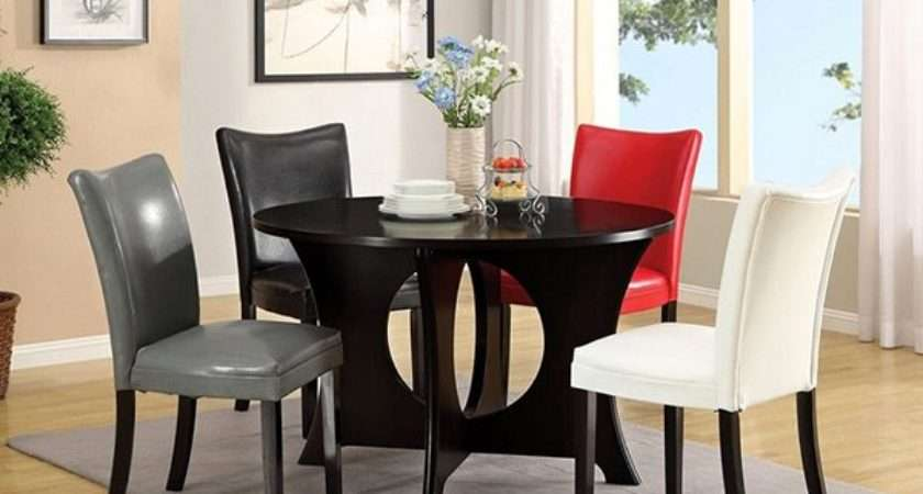 Burst Colors Dining Sets Multi Colored
