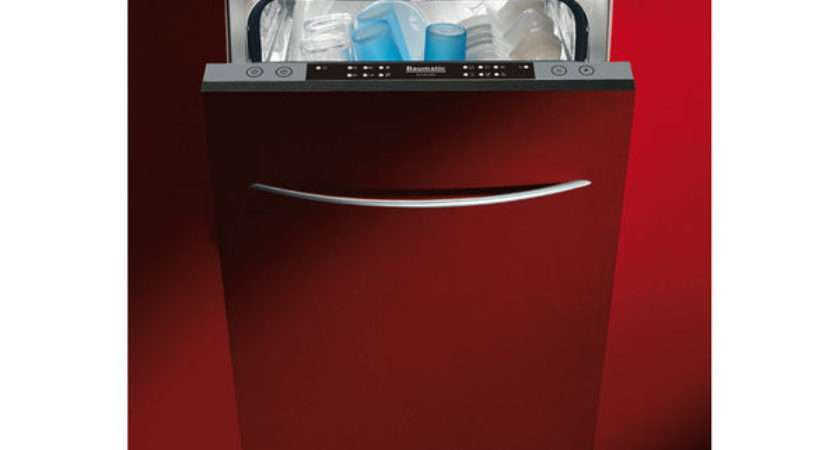 Buy Baumatic Bdwi Slimline Integrated Dishwasher