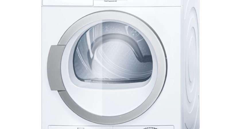 Buy Bosch Wtg Condenser Tumble Dryer White