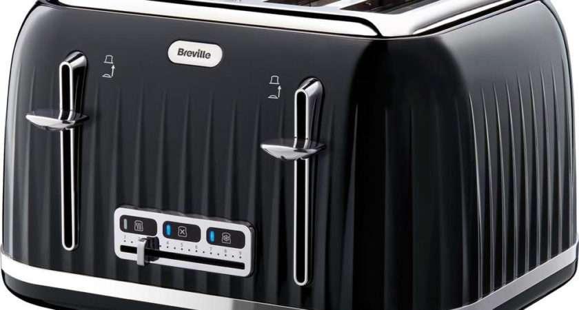 Buy Breville Impressions Vtt Slice Toaster Black